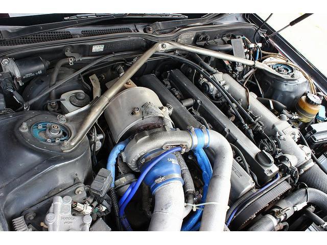 インジェクターは勿論交換済み!444ccのインジェクターに交換されています。ですので計算上は450は問題ない選択パーツです。