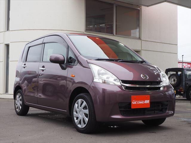 ニコモ湘南の車両は全車「修復歴無し」です。仕入れから商品化の際には自社保有の「国交省認証整備工場」にて厳しいチェックと整備を行っております。