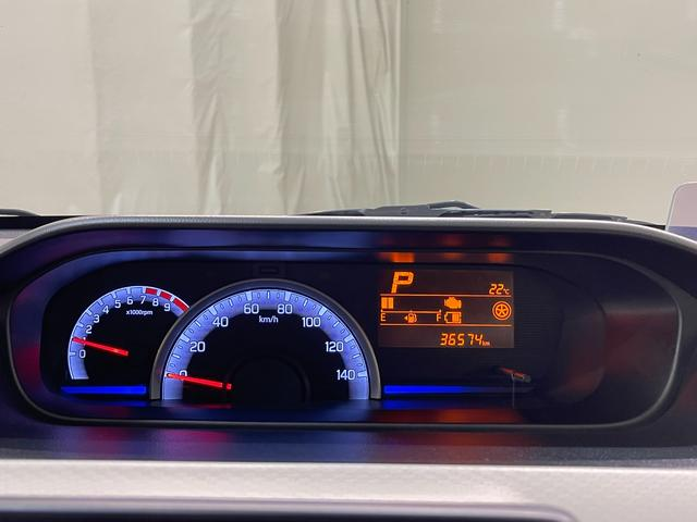 ハイブリッドFX ・衝突被害軽減システム・ナビ・フルセグ・シートヒーター・プッシュスタート・Bluetooth・オートエアコン・ETC・オートライト・ヘッドアップディスプレイ・ABS・アイドリングストップ・禁煙車(13枚目)
