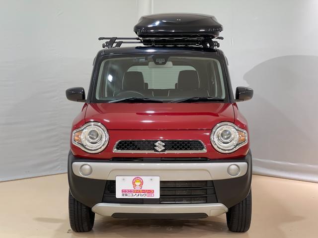 Gターボ ・ターボ車・衝突被害軽減システム・ナビ・ワンセグ・バックモニター・シートヒーター・プッシュスタート・HIDヘッドライト・Bluetooth・オートエアコン・ETC・ルーフキャリア・禁煙車(4枚目)