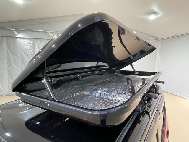 Gターボ ・ターボ車・衝突被害軽減システム・ナビ・ワンセグ・バックモニター・シートヒーター・プッシュスタート・HIDヘッドライト・Bluetooth・オートエアコン・ETC・ルーフキャリア・禁煙車(35枚目)