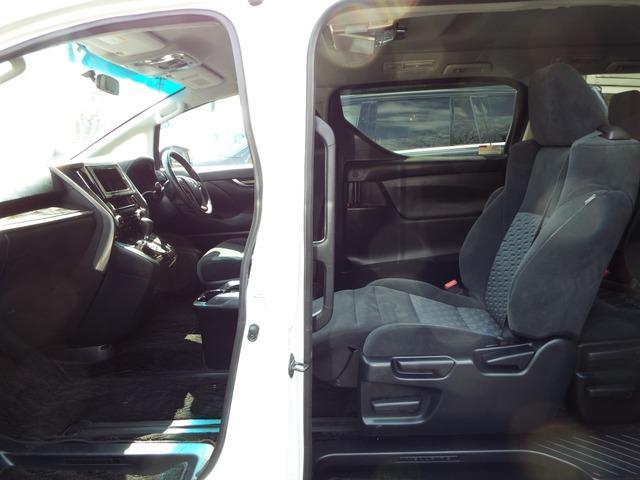 トヨタ ヴェルファイア 両側電動ドア 純正ナビ 後席モニター 全国3年保証対象車