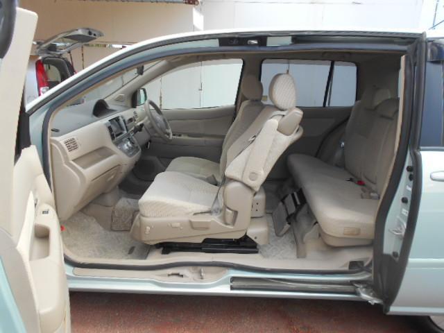 Gパッケージ 助手席リフトアップシート車 Bタイプ ナビ(12枚目)