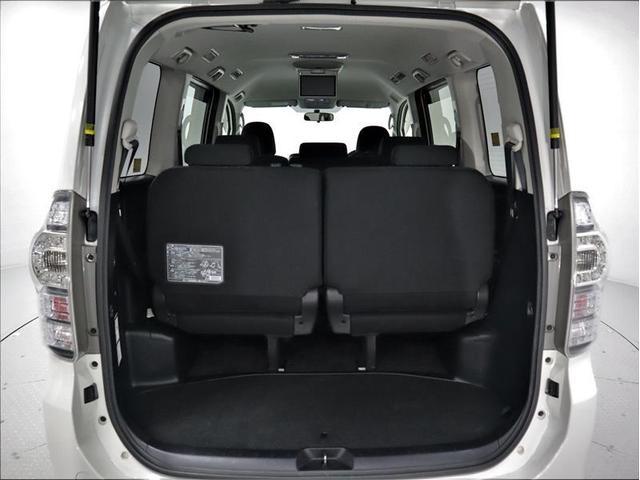 ZS 4WD 両側電動スライド アルミホイール メモリーナビ フルセグ 後席モニター DVD再生 バックカメラ ミュージックプレイヤー接続可 HIDヘッドライト ワンオーナー スマートキー 盗難防止装置(14枚目)
