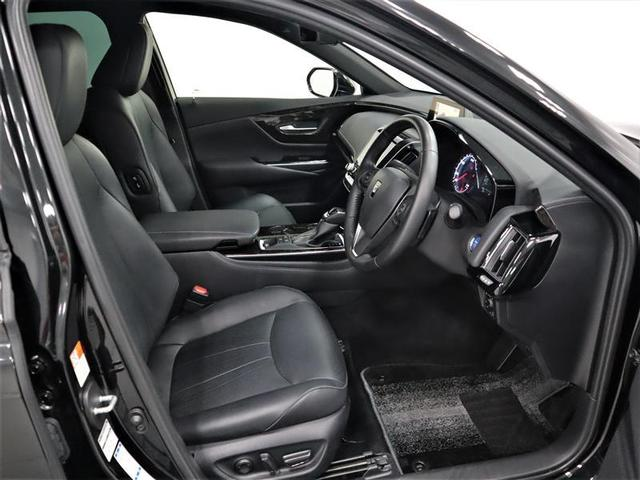 2.5G-エグゼクティブ 4WD 革シート フルエアロ 衝突被害軽減システム アルミホイール メモリーナビ フルセグ DVD再生 バックカメラ ミュージックプレイヤー接続可 LEDヘッドランプ ワンオーナー 電動シート ETC(10枚目)