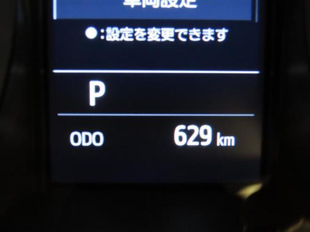 写真撮影時の走行距離です。