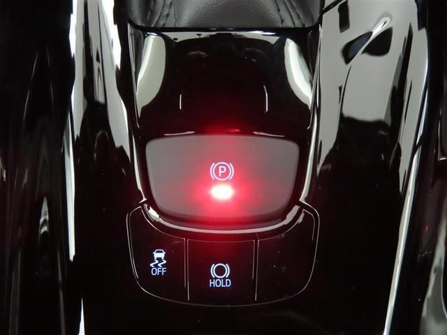 パーキングブレーキの操作が簡単な電動パーキングブレーキ&ブレーキホールドスイッチです。