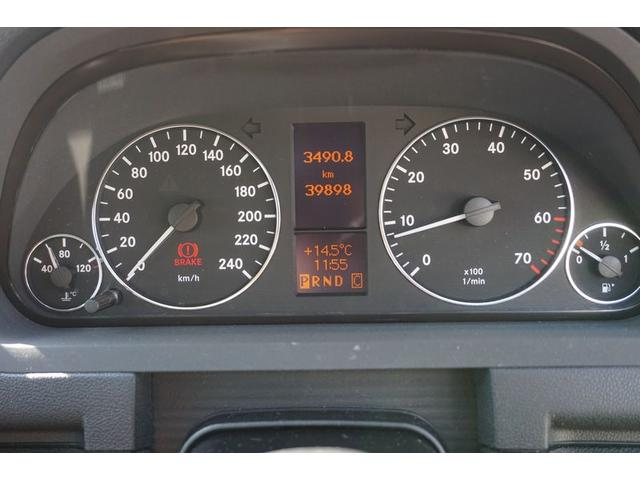 メルセデス・ベンツ M・ベンツ A170 エレガンス 1オーナー