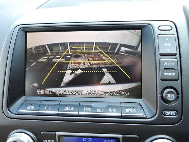 ホンダ シビック 1.8GL 純正HDDナビ リアカメラ ETC