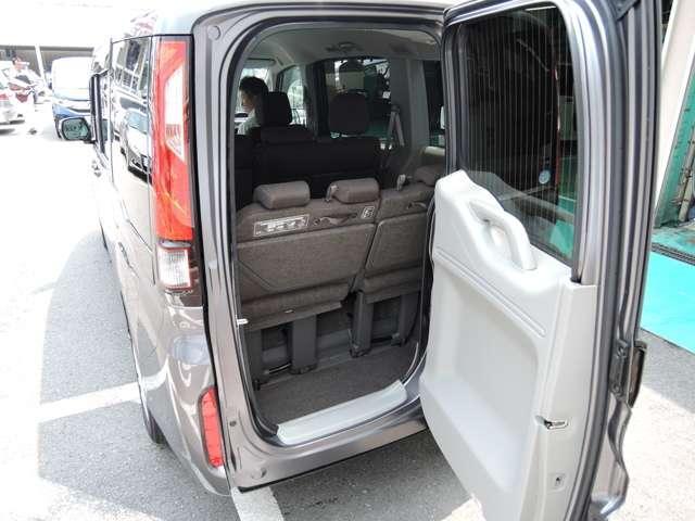 1.5 G 助手席リフトアップシート車 メモリーナビ リアカ(18枚目)