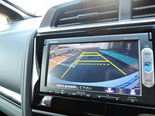 ホンダ フィットハイブリッド Sパッケージ メモリーナビ リアカメラ ETC VSA