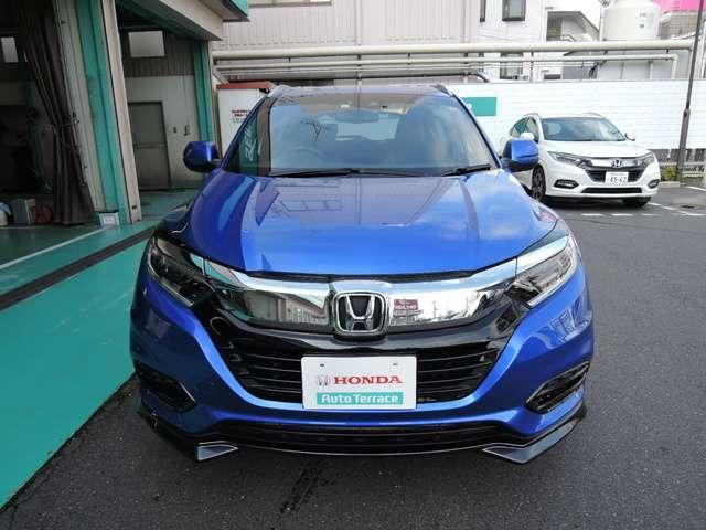 「ホンダ」「ヴェゼル」「SUV・クロカン」「神奈川県」の中古車5