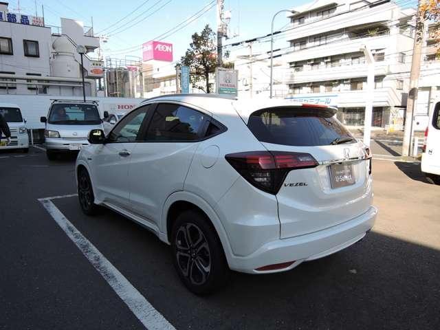 「ホンダ」「ヴェゼル」「SUV・クロカン」「神奈川県」の中古車4