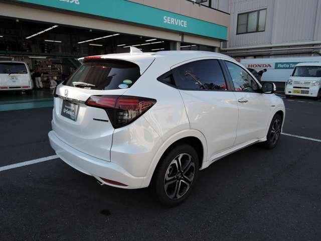 「ホンダ」「ヴェゼル」「SUV・クロカン」「神奈川県」の中古車6