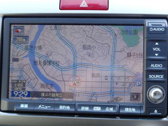ジャストセレクション 純正HDDナビ リアカメラ ETC(3枚目)