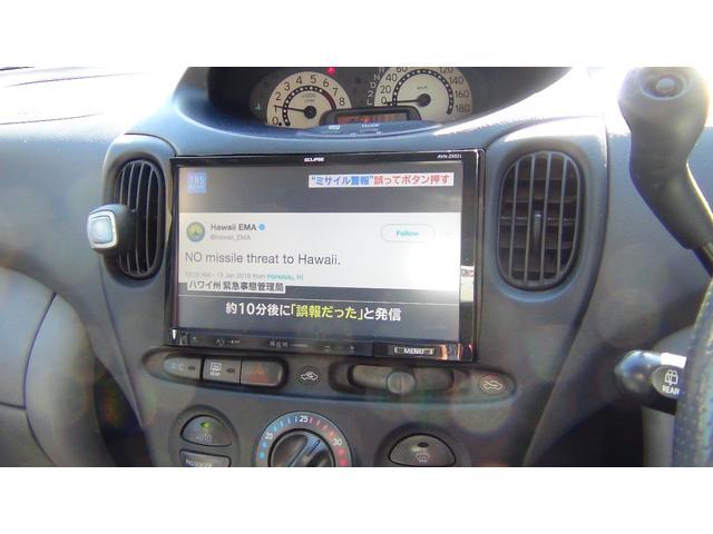 トヨタ ファンカーゴ G キーレス  ETC