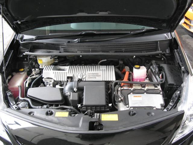 トヨタ プリウスアルファ Gツーリングセレクション 社外HDDナビ  ローダウン