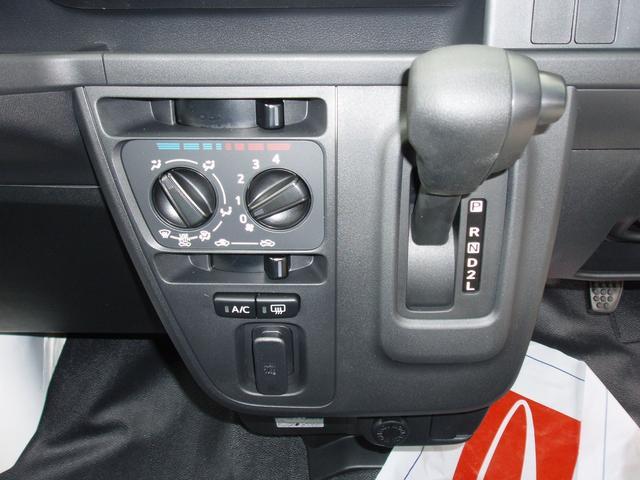 ダイハツ ハイゼットカーゴ DX SAIII 届出済未使用車 キーレス AM・FMラジオ