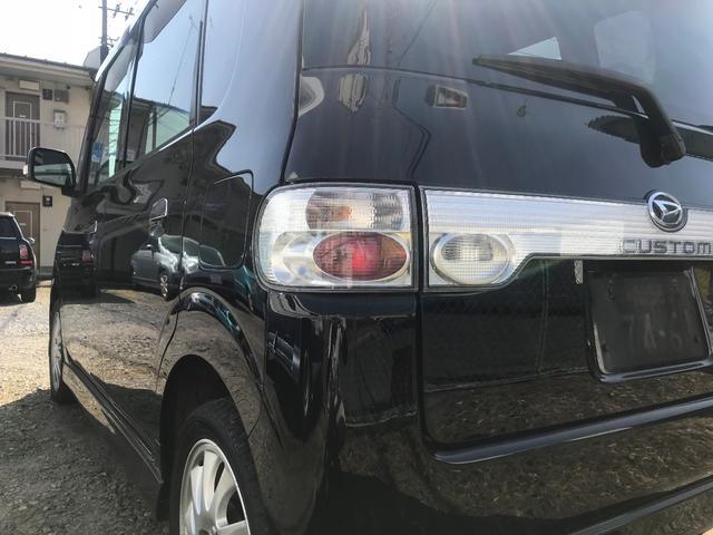 ダイハツ タント カスタムVS 保証付き 無事故車 タイベル交換済み