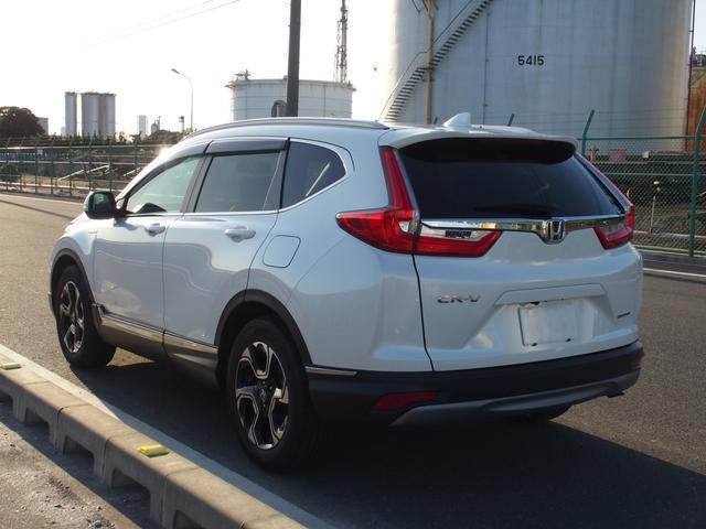 「ホンダ」「CR-Vハイブリッド」「SUV・クロカン」「神奈川県」の中古車4