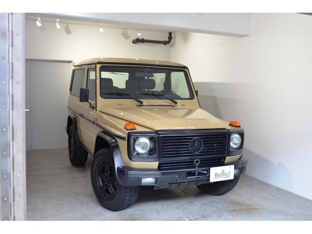 「メルセデスベンツ」「Gクラス」「SUV・クロカン」「東京都」の中古車2