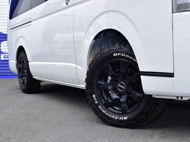 トヨタ ハイエースバン スーパーGL DP4WD ナビ アルミ ベッド シートカバー