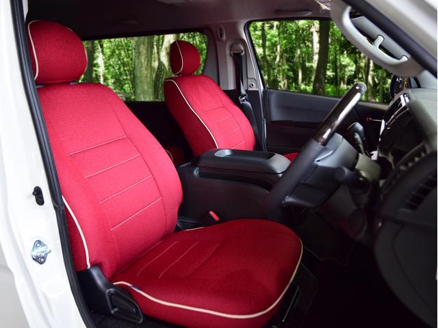 トヨタ ハイエースバン S-GL 8キャンピング シーズネクス アルミ
