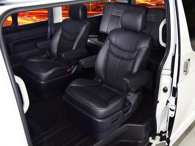 トヨタ ハイエースワゴン GL キャプテンシート7人乗 アルミSET