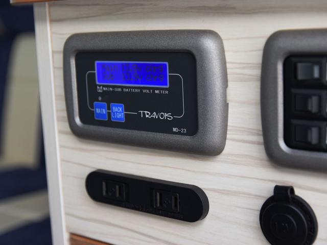 キャンピング Sバッテリ 2段ベッド アルミSET(12枚目)