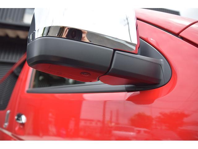 ロングスーパーGL 2.0 S-GL ロングボディ 特設カラー レッド 2ピースホイール オーバーフェンダー(29枚目)