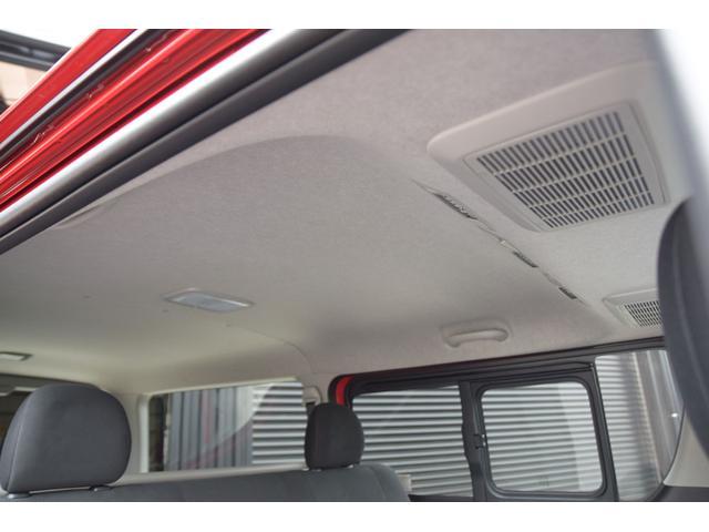 ロングスーパーGL 2.0 S-GL ロングボディ 特設カラー レッド 2ピースホイール オーバーフェンダー(30枚目)