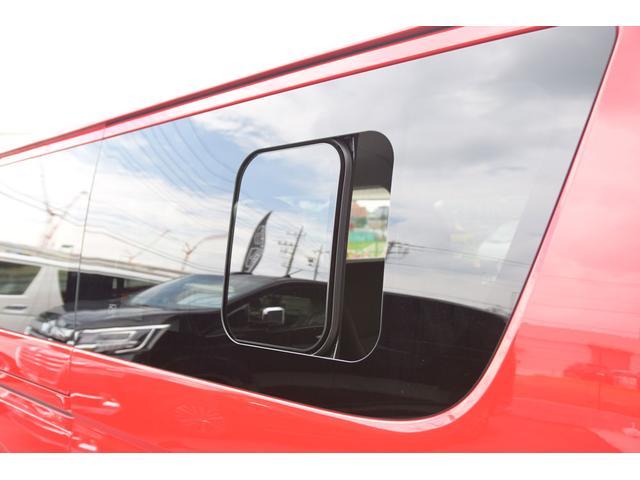 ロングスーパーGL 2.0 S-GL ロングボディ 特設カラー レッド 2ピースホイール オーバーフェンダー(41枚目)