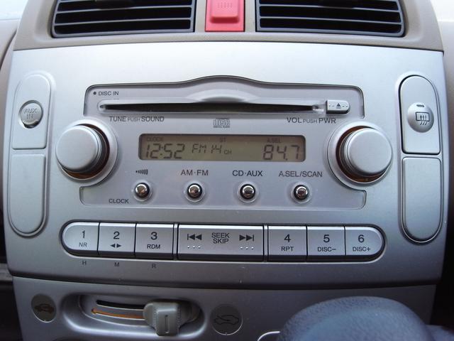 ホンダ ライフ C キーレス CD 衝突安全ボディ ABS