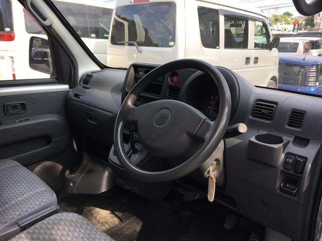 ダイハツ ハイゼットカーゴ スペシャルクリン AT車 PWウィンド ドアバーザー ABS