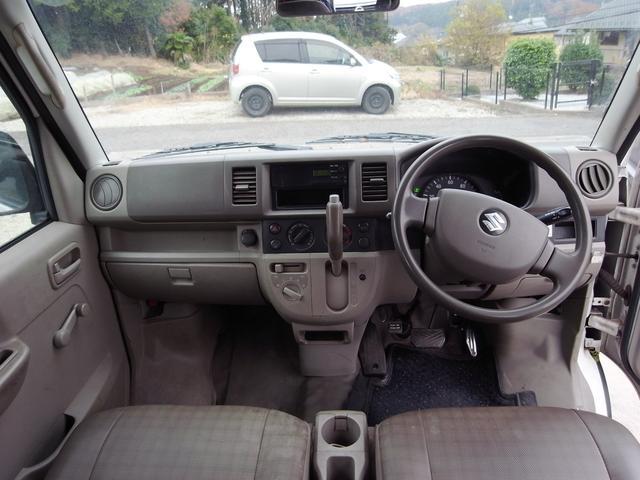 スズキ エブリイ PA 4WD パワステ AT車 ハイルーフ エアコン
