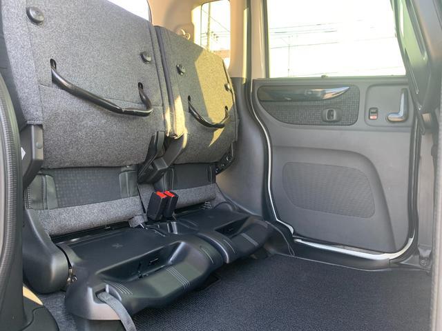 G ターボSSパッケージ 両側電動パワースライドドア/ハーフレザーシート/パドルシフト/スマートキー/プッシュスタート/シートヒーター/純正ナビ/アルミ/バックカメラ/Bluetooth/DVD/TV/ETC(23枚目)