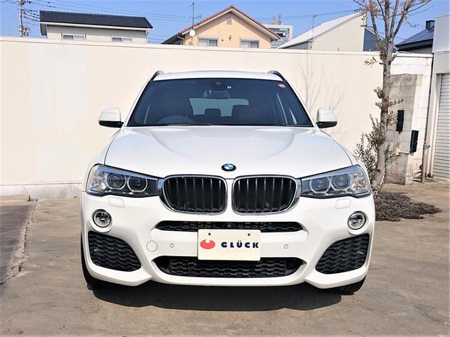 BMW X3 20dMスポーツがお買い得プライスで入庫しました!
