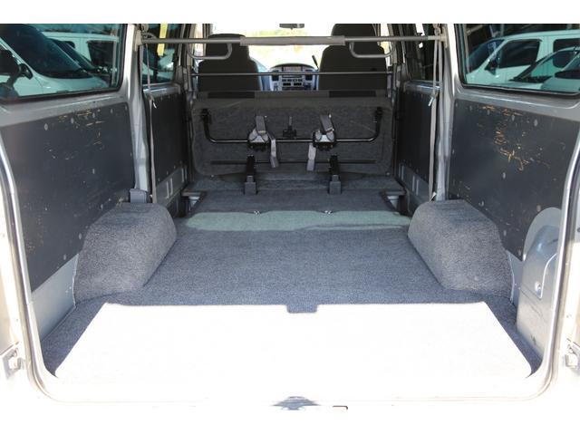日産 キャラバン ロングDX V-LTD II ガソリン 5ドア Wエアコン