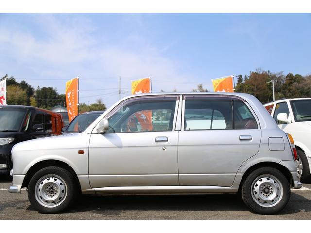 ダイハツ ミラジーノ ジーノ ユーザー買取車