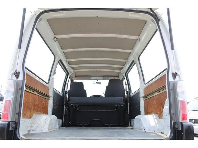 日産 キャラバン ロングDX 切替式4WD 軽油ターボ 5ドア低床 キーレス