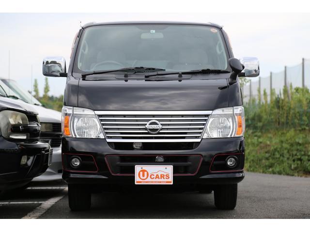 日産 キャラバン ロングスーパーGX仕様 軽油ターボ NOx適合 5ドア
