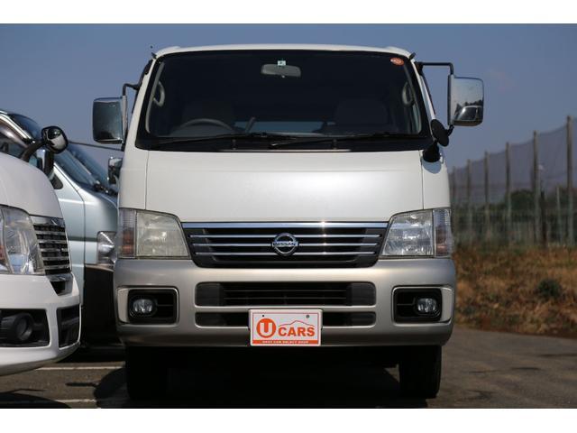 ロングGX軽油ターボ NOx適合 5ドア低床 ナビ 社外15(2枚目)
