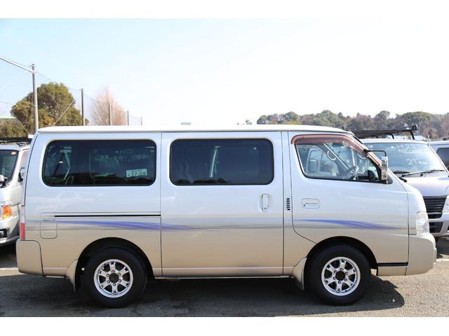 ロングGX軽油ターボ NOx適合 5ドア低床 ナビ 社外15(4枚目)
