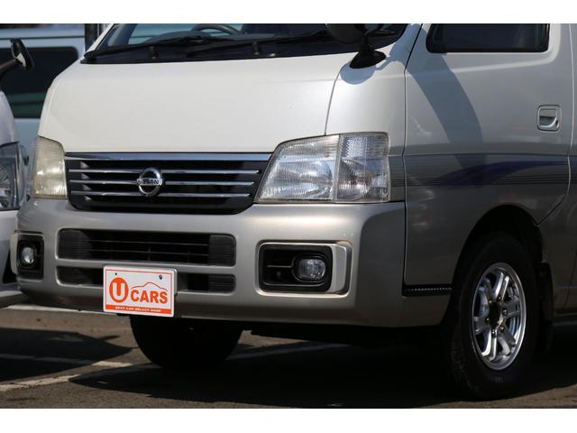 ロングGX軽油ターボ NOx適合 5ドア低床 ナビ 社外15(7枚目)
