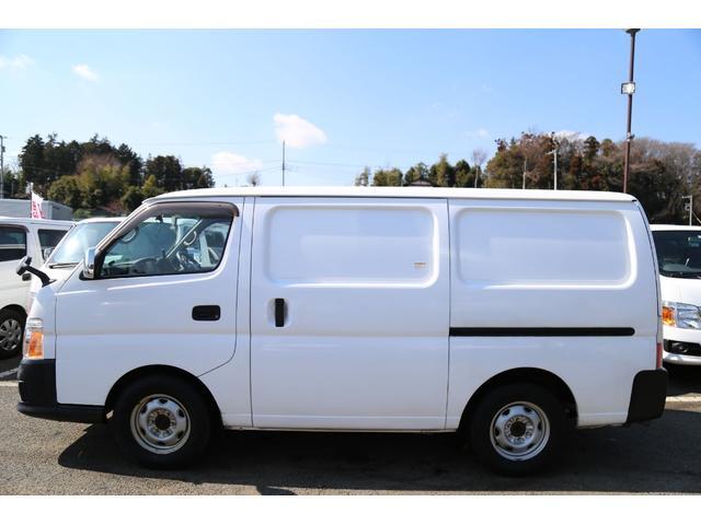 ロングDX 軽油ターボ 切替式4WD 保冷車 ナビ Bカメラ(5枚目)