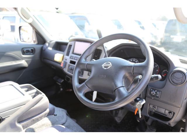 ロングDX 軽油ターボ 切替式4WD 保冷車 ナビ Bカメラ(15枚目)