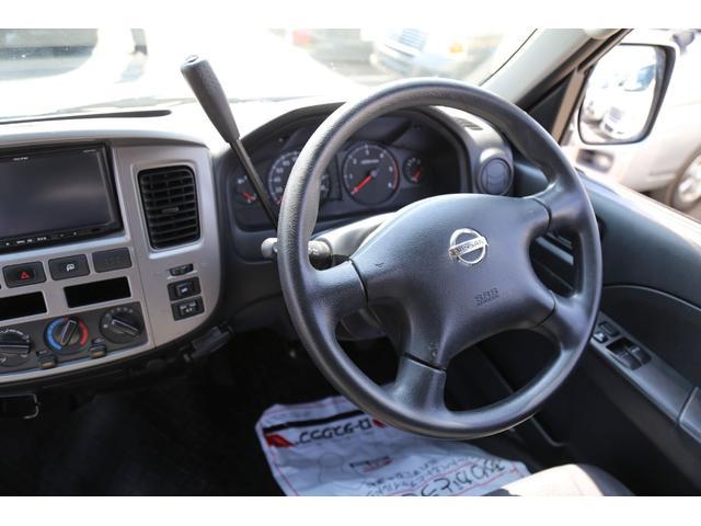 ロングDX 軽油ターボ 切替式4WD 保冷車 ナビ Bカメラ(16枚目)