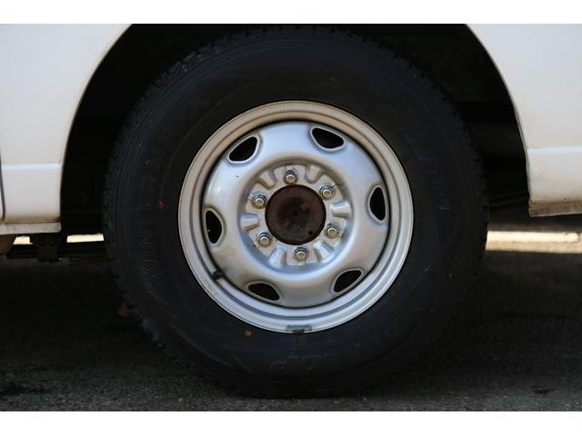 ロングDX 軽油ターボ 切替式4WD 保冷車 ナビ Bカメラ(20枚目)