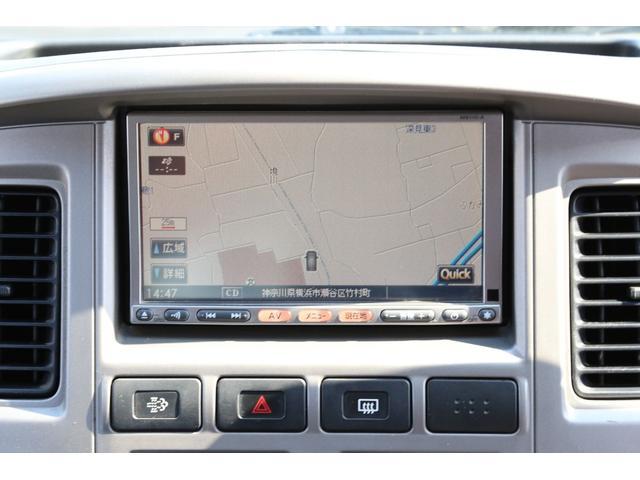 ロングDXターボV-LTD II 切替式4WD ナビ ETC(10枚目)
