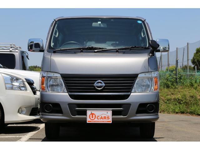 ロングDX ガソリン 5AT 6人乗 5ドア低床 ナビETC(2枚目)